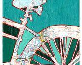 Bike...love the maps!
