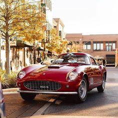 1958 Ferrari 250 GT LWB TdF Scaglietti Berlinetta. /1 louvre, covered headlight/ production number 3️⃣7️⃣ /1957-1959/ @wvh_cars…