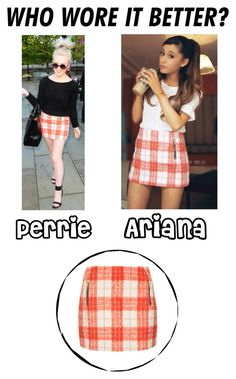 """""""Who Wore It Better?"""" by maryb22 ❤ liked on Polyvore"""