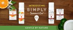 Simply Summer's Eve Clothes Coupon - Score For Only $2 Summer's Eve has a new product called Simply Summer's Eve and we have a coupon where you can score t