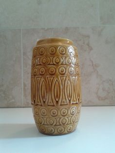 West Germany Studio Pottery of the 1950s 60s