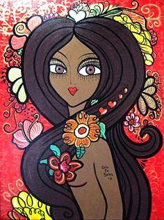 Arte Panameño - Rolo De Sedas