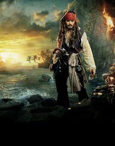 Captain Jack Sparrow by MissNelly.deviantart.com on @deviantART