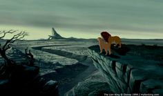 lion king scar's lair - Google Search
