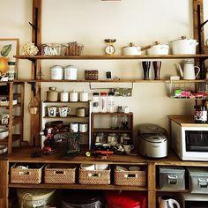 New Apartment Ideas Kitchen Pantries 64 Ideas Real Kitchen, Kitchen On A Budget, Kitchen Pantry, Home Decor Kitchen, Kitchen Design, Diy Apartment Decor, Apartment Furniture, Apartment Kitchen, Apartment Ideas