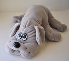 Pound Puppy #80s #memories #toys...I still have mine