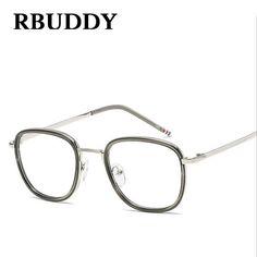 1bcf2c0f33665e RBUDDY Classic Clear Lens Women Men Eyeglasses myopia designer optical Big  Frames Glasses Eyewear Transparent Glasses