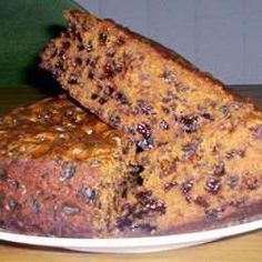 Mum's Boiled Fruit Cake