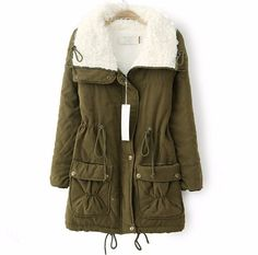 Winter Coat Medium L