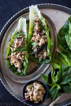 Larb Gai Salad (2)