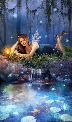 Where fairytale is born by iluviar.deviantart.com