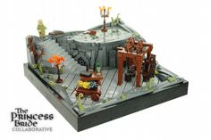 The Pit of Despair : A LEGO® creation by Ian Spacek : MOCpages.com
