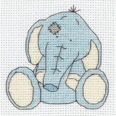 My Blue Nose Friend Cross Stitch Toots | Hobbycraft