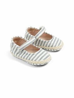 Bloch - Infant's Striped Mary Jane Espadrilles - Saks.com