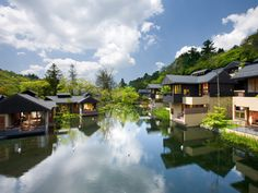 "Hoshinoya Karuizawa, Karuizawa, Japan    ""I want to summer like Yoko Ono and John Lennon used to by hitting this resort town for picturesque mountain views, natural hot springs, and seasonal Japanese cuisine."""