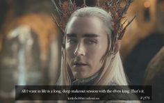 Kinky Hobbit Confessions