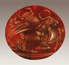 "GREECE CHANNEL | Seating bulls - #Cretan Hieroglyphic ""for offering"" 1600 -1400 BC http://www.greece-channel.com/"