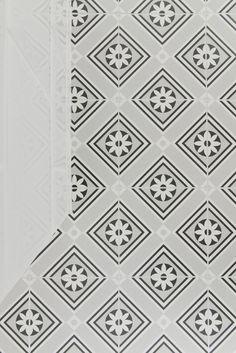 Revoir Paris Rosalie en witte Metro tegels