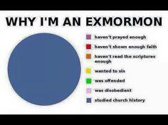 #Mormon #ExMormon