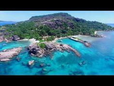 Seychelles 2015 - Mahe Takamaka - Praslin - La Digue - Coco Island Drone (4K) - YouTube
