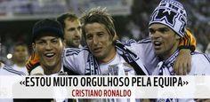 SPORTS And More: #Portugal #RealMadrid trio  #CRonaldo #FabioCoentr...