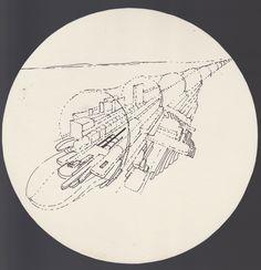 1976 CITY TUBE by Brunetto De Batté