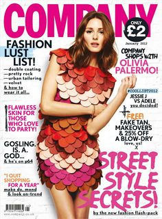 Olivia Palermo Company Magazine
