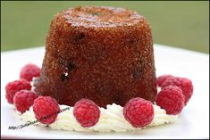 Rum Baba. Ромовая баба.: juliamaxi Kosher Recipes, Let Them Eat Cake, Vanilla Cake, Cheesecake, Pudding, Sweets, My Favorite Things, Breakfast, Desserts