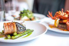 Unreal seafood at David Burke Fishtail on E 62nd!