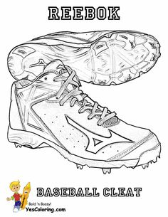 29 Best Brawny Baseball Coloring Pages Images On Pinterest