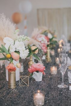 Ace Hotel Palm Springs wedding   Photo by Edyta Szyszlo Photography   Read more - http://www.100layercake.com/blog/?p=78534