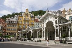 Karlovy Vary, Czech Republic - don't drink the water!