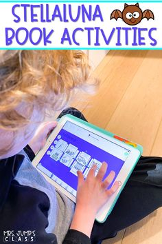 Stellaluna book activities that are available in a printable and digital format. Students respond to literature and develop reading comprehension skills in kindergarten, first, and second grade.