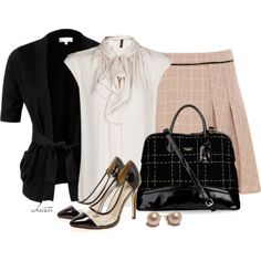 """Tweed"" by christa72 on Polyvore"