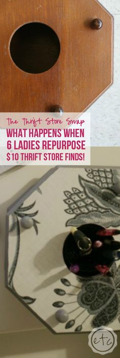 The Thrift Store Swap with Happily Ever After, Etc... and 6 other fabulous ladies!
