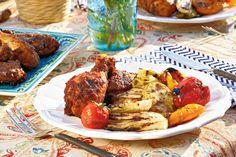 Piri-Piri Barbecued Chicken