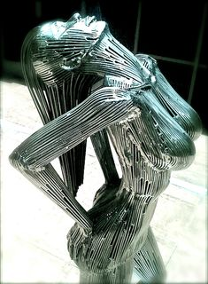 Evolution Of Eve IIi Greeting Card for Sale by Greg Coffelt Arte Peculiar, Female Cyborg, Arte Hip Hop, Pc Gaming Setup, Mannequin Art, Sculpture Metal, Arte Robot, Robot Concept Art, Futuristic Art