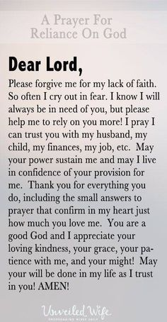 Prayer Scriptures, Bible Prayers, Faith Prayer, God Prayer, Bible Verses Quotes, Faith In God, Faith Quotes, Prayer For Forgiveness, Prayer Poems