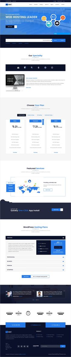 BigHost is a perfect premium 2 in 1 #bootstrap theme for #webdev  #Hosting or Technology website download now➩ https://themeforest.net/item/bighost-web-hosting-domain-technology-html-template/18516734?ref=Datasata