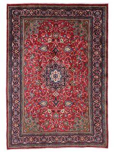 Tapis persans - Mahal  Dimensions:292x210cm