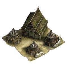 Medieval Charcoal Maker