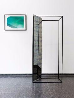 Le meilleur du Salon de Milan 2016 : Miroir/penderie Miro, Meike Harde (Pulpo)