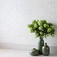 Tile and Countertop: Heath Ceramics Dual Glaze Tile : Remodelista
