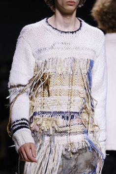 Dries Van Noten Spring 2017 Menswear Fashion Show Details