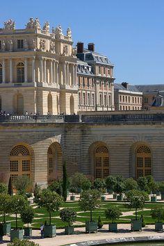 Parc de Versailles, tender trees outside from the Orangerie Chateau Versailles, Versailles Garden, Palace Of Versailles, Luís Xiv, Paris Eiffel Tower, Eiffel Towers, Montmartre Paris, Paris Paris, Ludwig Xiv