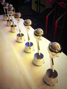 The line up of awards at Tesco #MumoftheYear 2014