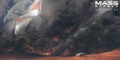 A la suite du trailer du N7 Day, Bioware nous offre quelques artworks venant préciser le sens de la vidéo et du jeu : il s'agit bien d'une passation entre 2 générations d'explorateurs, des artworks de la première trilogie viennent en effet souligner la conclusion de l'ère Shepard au profit de celle d'Andromède. Aujourd'hui, nous fêtons les courageux explorateurs et exploratrices qui ne reculent devant rien pour repousser les limites de l'humanité. Nous tirons les leçons du passé, disons au…