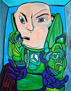WonderBros-superheroes-Pablo-Picasso-10-600x770