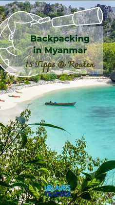 💫 Myanmar Backpacking: 15 hilfreiche Tipps & die beliebtesten Routen 💫 – – Best in Travel – The best places to visit in 2020 Backpacking For Beginners, Backpacking Europe, Myanmar Travel, Asia Travel, Europe Destinations, Les Continents, Nightlife Travel, Culture Travel, Beautiful Beaches