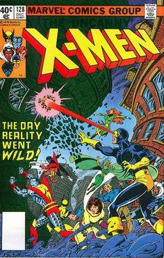 Uncanny X-Men # 128 by George Perez & Terry Austin